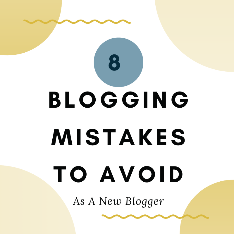7 Blogging Mistakes To Avoid