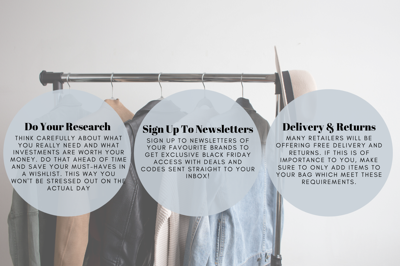 Top Tips For Black Friday Designer Deals 2019