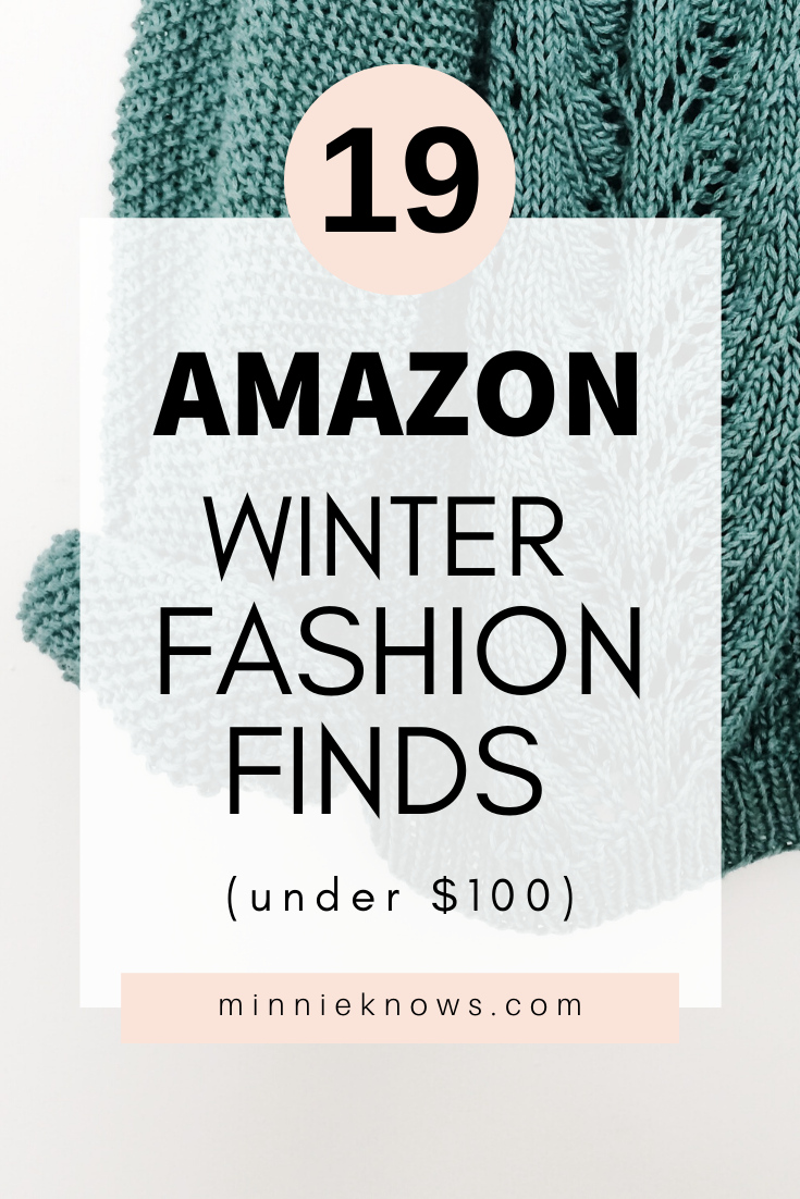 Amazon Fashion Finds Under 100 Dollars Green Jumper