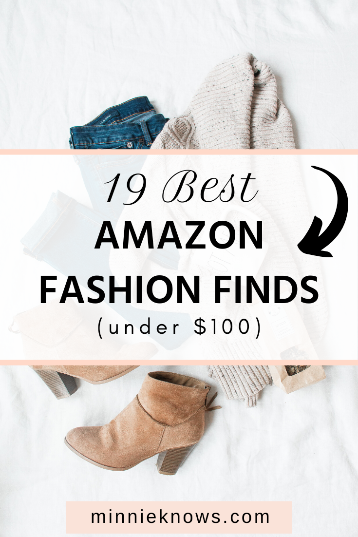 Best Amazon Fashion Finds Jumper Jeans And Boots