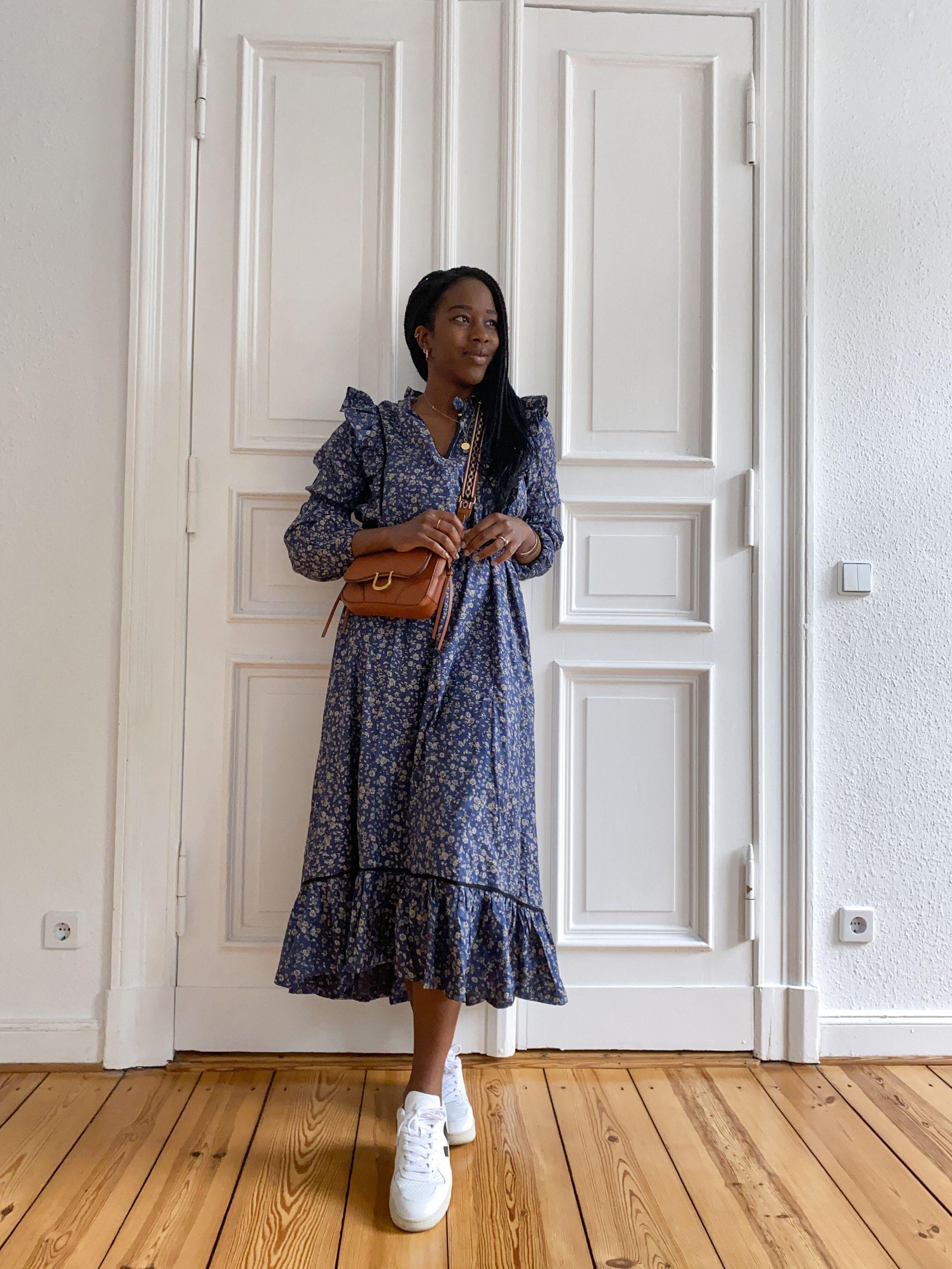 Spring Dresses Mango Bag Veja Sneaker deBijenkorf_5224