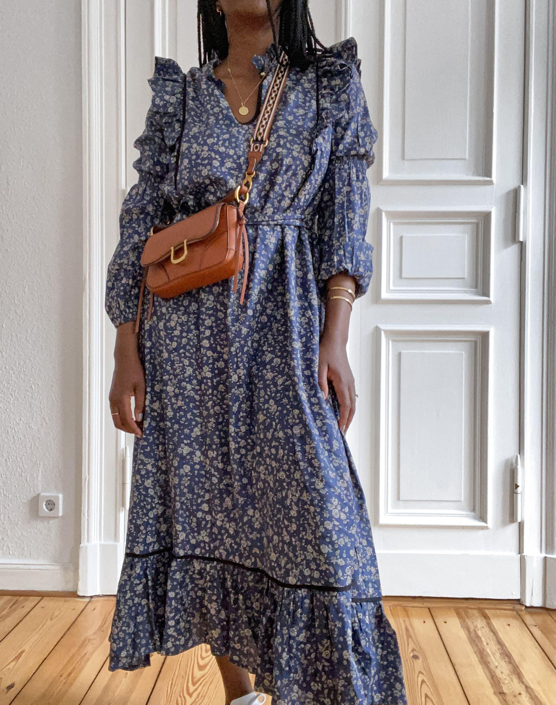 Spring Dresses Mango Bag Veja Sneaker deBijenkorf_5236